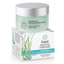 Kaya Clinic Seaweed & Polyglutamic Acid, Skin Hydrating Night Mask 50 gm