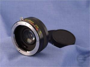 8419 - Contax Yashica Mount Bell & Howell  MC Auto 2x Converter - Good