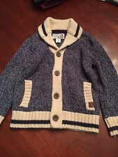 Roots canada Cabin Toddler Boys Sweater Size 4T