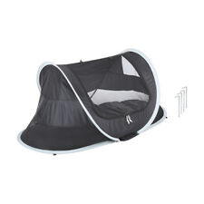 Portable Baby Travel Cot Camping Dome Port-a-cot Bed Crib Sleeper fold Infant