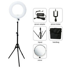 Yidoblo QS-480SII 18'' 96W 5500K Dimmable Studio LED Ring Light For Beauty Nail