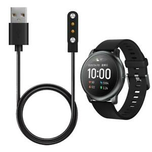 Smart Watch Dock Charger Adapter Magnetic USB Charging Cable Base Cord Wire