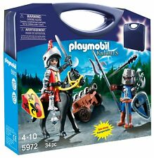 Playmobil Knights 5972 Maletín Caballeros - New and sealed