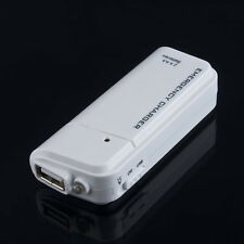 Portable AA External Battery Emergency USB Charger For MP3 Player iPod iPhone FT