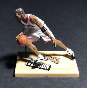 2003 Mcfarlane Allen Iverson NBA Mini Figure Used