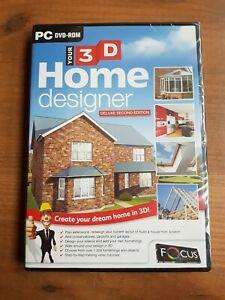 Pc Dvd Rom 3d Home Designer