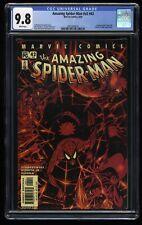 Amazing Spider-Man (1999) #42 CGC NM/M 9.8 White Pages (#483)