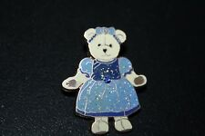 """Rare Boyds Bear Country Collectors Pin Metal Blueberry approx 1.5"""" tall -Qqx )"""