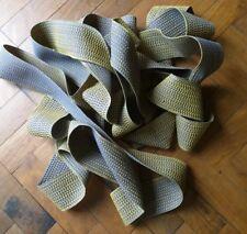 100m rouleau Sangle 20mm bunting herringbone tablier ruban bordure bordure