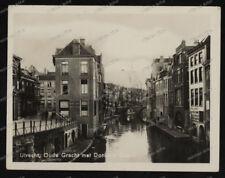 Foto-Utrecht-Niederlande-Holland-Oude-Gracht-Architektur-Gebäude-7