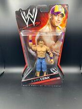 WWE Figur John Cena Series 10 Mattel Jahr 2010