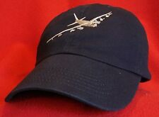 USAF B-52 Stratofortress ball cap low-profile embroidered aviator hat BLUE