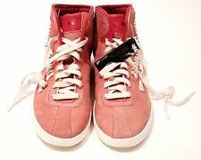 PUMA by Alexander McQueen MEDIUS Red SNEAKERS Shoes NORDIC Faded Red 9.5 RARE