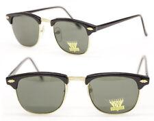 Original Vintage Brille 80er Jahre Alterspuren schwarz  306