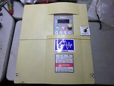 TOSHIBA VFD - VFS1-4022PL - 2.2kW 3HP - 5amps 4.0kVa - 380-460AC