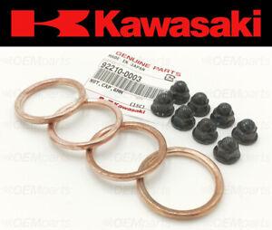 Exhaust Manifold Gasket Repair Set Kawasaki KZ550F, KZ550H, ZX550A, KZ750N