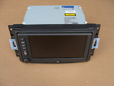 06-09 C6 Corvette NAV Navigation Unit AM FM Radio CD Player 20788871 041817