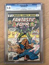 Fantastic Four #206 1979 CGC Graded 9.8 Skrulls App. Marv Wolfman Story