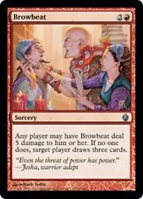 MRM ENGLISH Foil Browbeat - Rudoiement MTG magic D&D Fire