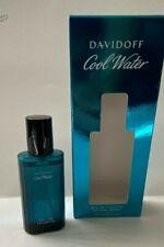 Davidoff Cool Water Men 0.5oz Eau de Toilette Spray New In Box Travel Size
