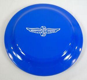 Indianapolis Motor Speedway Frisbee Blue IMS Indy 500 Brickyard 400 IndyCar