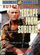 NEW Escape From Sobibor (DVD)
