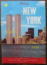 THE WORLD TRADE CENTER - Nester's New York (City) in Color - 1976 Edition