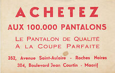 Buvard Vintage  Achetez aux 100.000 Pantalons