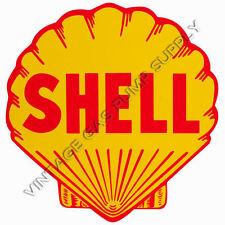 "Shell 12"" Vinyl Decal (DC116)"