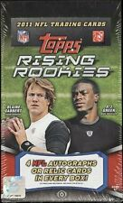2011 Topps Rookie Rising Football Factory Sealed 12 Box Hobby Case