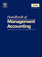 (Good)-The Handbook of Management Accounting (Paperback)--0750665181