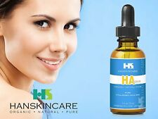 HanSkincare HA Serum - Pure Hyaluronic Acid 30% with EGF/DMAE/Palmitoyl Peptide