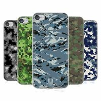 HEAD CASE DESIGNS DIGITAL CAMOU SOFT GEL CASE FOR APPLE iPOD TOUCH MP3