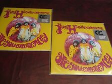 JIMI HENDRIX ARE YOU EXPERIENCED ANNIVERSARY RARE 2 LP SET PLAY 1 COLLECT 1 SET