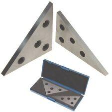 Angle Block 2 Pc Set 30 60 90 45 45 90 20 Seconds Machinist Tool