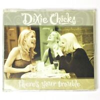 Dixie Chicks - There's Your Trouble (Promo CD Single, 1998) Promotional Copy