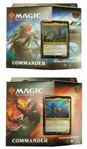 Commander Legends Commander Deck deutsch - MtG Magic the Gathering