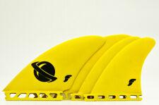 New listing FUTURES FINS LOST SEAWORTHY QUAD FIN SURFBOARD SET Solid Fiberglass Controllers