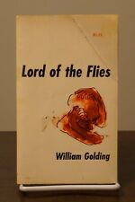 Lord of the Flies by William Golding 1959, Paperback Vintage