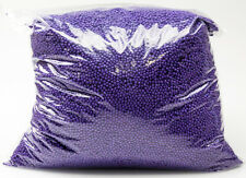 Purple Plastic Pellets 1lb. For Injection Molding, Bean Bags, Filler & More!