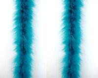 """MARABOU FEATHER BOA GOLD 2 Yards; Dress//Bridal//Art//Costume 72/"""""""