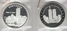 9/11 Twin Towers Commemorative Coin/Medallion