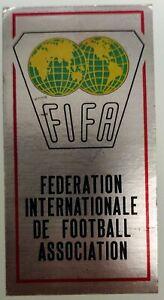 Figurina Sticker Album Calciatori Panini 1974 75 N 1 Badge scudetto FIFA - NEW