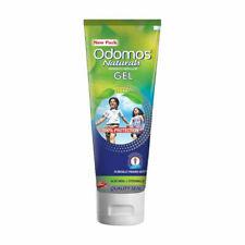 Dabur Odomos Naturals Mosquito Repellent gel - 80g  skin safe alovera citronella