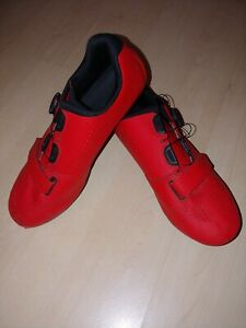 Bontrager Circuit Cycling Shoes Red