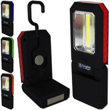 LED Arbeitslampe Magnet Lampe Licht Leuchte Taschenlampe Arbeitslampe Handlampe