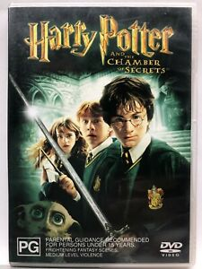 Harry Potter and the Chamber of Secrets - 2 DVD Set - AusPost with Tracking