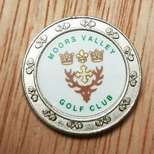 Moors Valley Golf Club Ball Marker (D10)