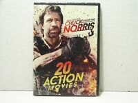 Chuck Norris 20 Action Movies Logan's War Bound by Honor DVD NEW SEALED