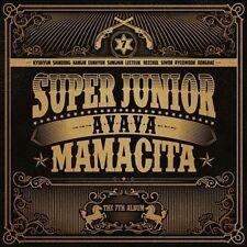 K-pop SUPER JUNIOR - VOL.7 [MAMACITA] A Ver. (SJUNI07)